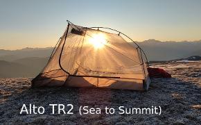 Tente Alto TR2 (Sea to Summit)