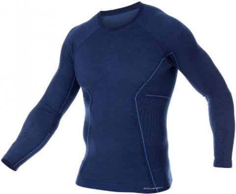 Sweat Shirt Active Mérinos (Brubeck)