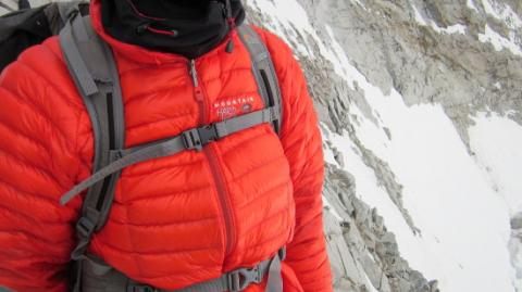 Test Ghost Whisperer Jacket (Mountain Hardwear)