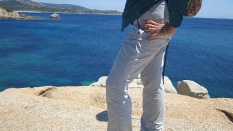 Pantalon Forclaz 100