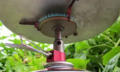Réchaud Go System Fly Titanium