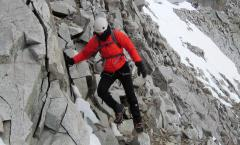Test Ghost Whisperer Jacket (Mountain Hardwear)