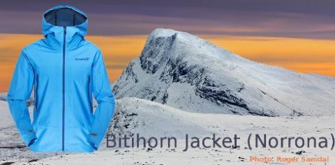 Veste femme Bitihorn (Norrøna)