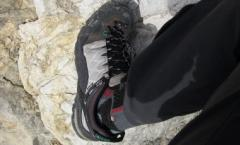 Test Salewa Alp Trainer