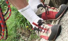 Test chaussure d'approche B5 La Sportiva