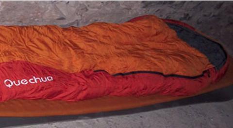 Bionnassay - 10 down (Quechua)