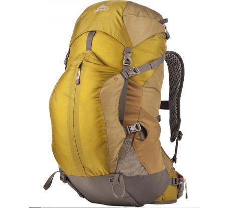 Test sac à dos Grégory Z pack 55