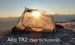 Tente Alto TR2 (Sea to Summit)