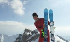 MT 500 Pack ski de rando (Wedze)