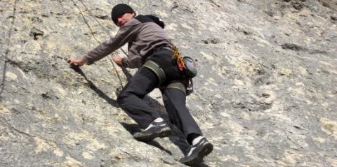 Test Salewa Alp Trainer