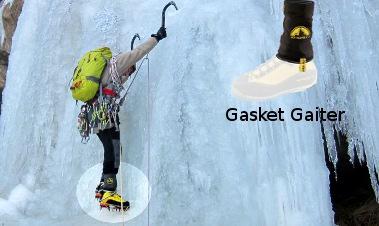 Gasket Gaiter (La Sportiva)