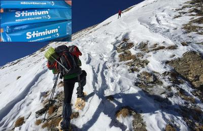 Stimium récupération MC3 en montagne