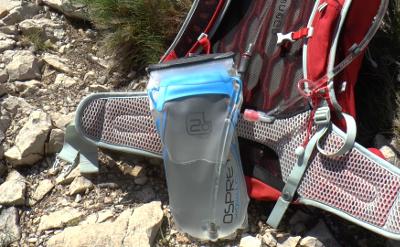 Hydraulics reservoir 2 litres (Osprey)