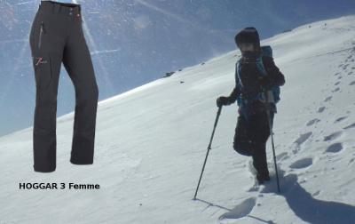 Pantalon femme Hoggar 3 (CimAlp)